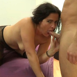 Wanna fuck this thick ass mom, my dear stranger? Montse, the HORNY MILF goes on a hunt.