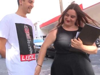 Bianca's Dream (unlucky lover): Feeling JotaDe's massive cock AT LAST. Fuck your Fan!