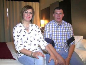 ¡La madre de Jose está haciendo una porno!. Joana y Dani, esto no te lo esperabas tú.